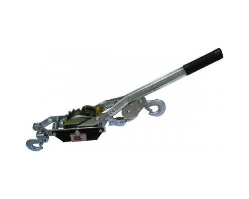Лебедка механическая (одинарное зубч. колесо), 2т