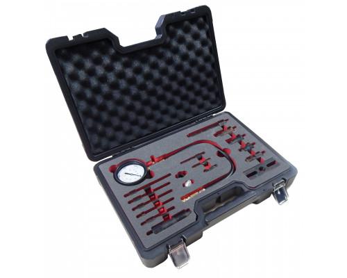 Тестер компрессии дизельного двигателя (имитатор свечи: М10х1.0х91мм, М10х1.0х119мм, М10х1.25х135мм,