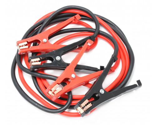 Стартовые провода 600 Aмпер в чехле, 3м, морозостойкая изоляция