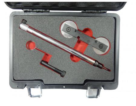 Набор фиксаторов для обслуживания двигателей группы VAG 1,4/1,6 FSI и TFSI (VW, Audi)в кейсе Premium, F-04A2025D