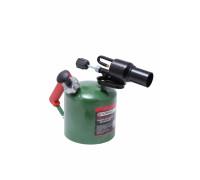 Лампа паяльная бензиновая в комплекте с аксессуарами и ремкомплектом (емкость 2л)