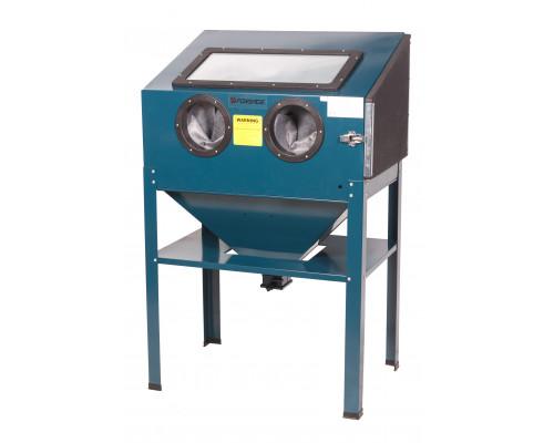 Пескоструйная камера (объем-220л, 425-708л/мин, 2.7-5.4атм)пневмо