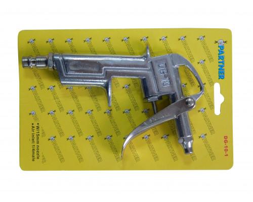 Пистолет обдувочный длина сопла 80мм