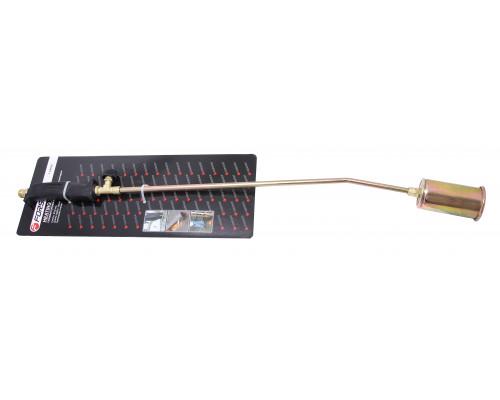 Горелка газовая кровельная с регулятором (сопло 50мм, L-780мм), на блистере