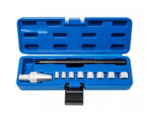 Набор инструментов для центровки сцепления (10.95-24.9мм), в кейсе