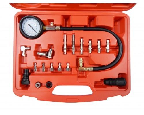 Тестер компрессии дизельного двигателя(свечи:М18х1.5х30мм - 2шт,М10х1.25х68мм, М10х1.0х68мм, М10х1.2