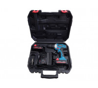 Шуруповерт аккумуляторный 14.4V, 1.5Ah, 26Nm, патрон 0.8-10мм, (2шт LI-ion аккум.) (в кейсе)