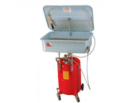 Ящик для воздушной очистки деталей (в комплекте с баллоном), TRG4502