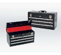 Ящик инструментальный (3 выдвижных полки, откидной верх)