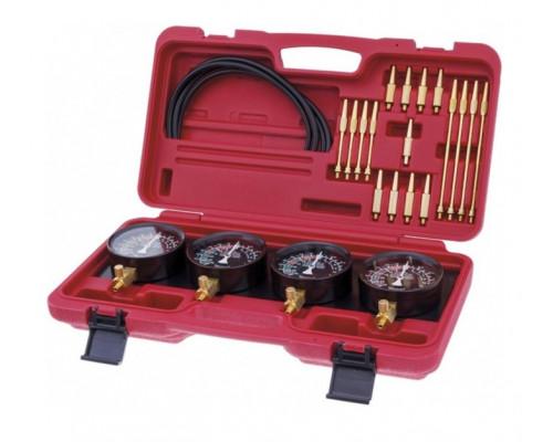 Комплект манометров  с адаптерами для регулировки карбюратора
