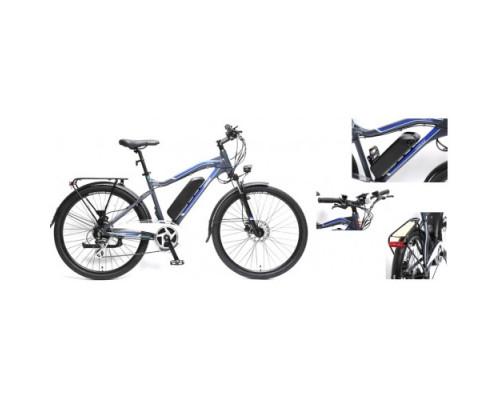 ЭлектровелосипедStroller-E(28 кмч;70км на заряде,36V 250W;10,4Ah36V,AL6061;RSTneon;Тектро;8 скор.,