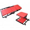 Лежаки подкатные и стулья